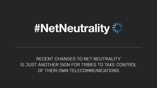 I have been asked by tribal partners what my thoughts are surrounding net neutrality which has been in the news lately. For those that aren't familiar with this topic, I…